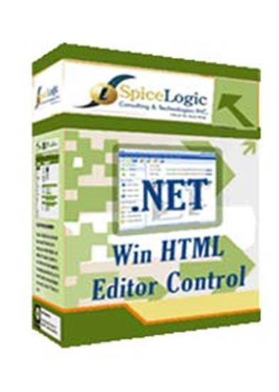 Picture of .NET Win HTML Editor Control 4.0.6.39