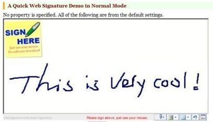 تصویر RealSignature WebSignature 2.1.2.1